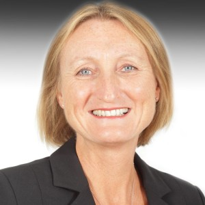 Dr Ros Tolcher, Chief Executive