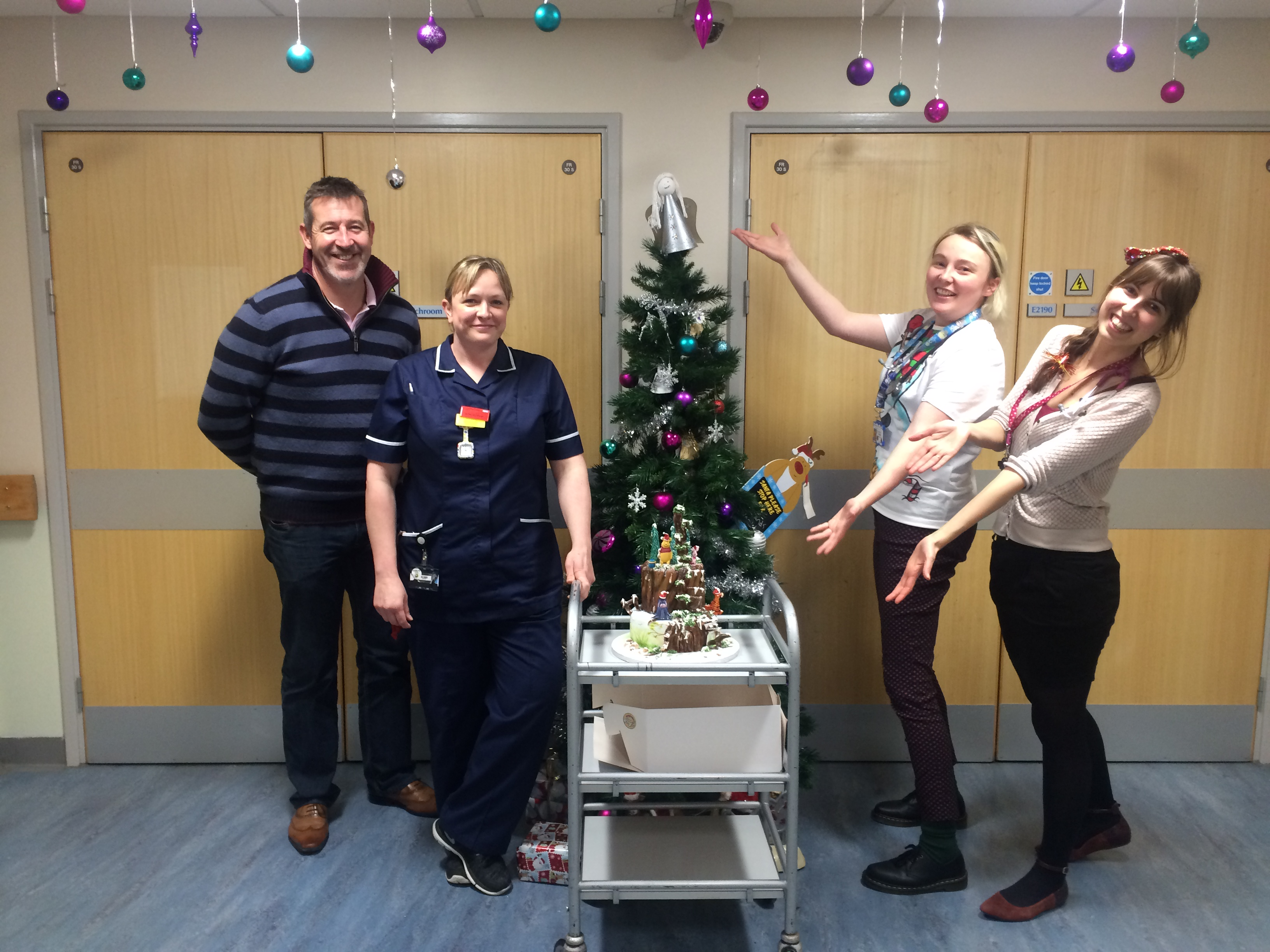 Gifts And Toys Among Donations To Harrogate District